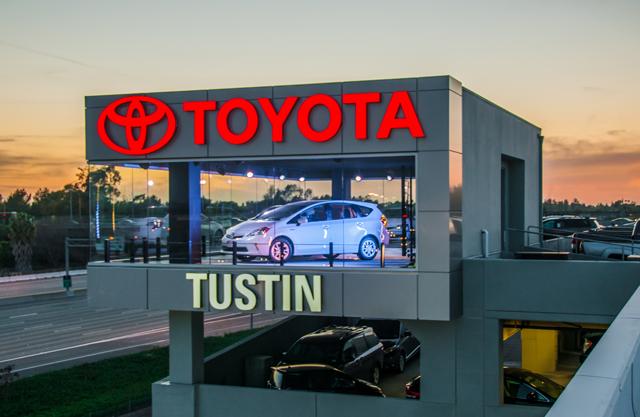 Tustin Toyota Service >> Tustin Toyota Kunzik And Sara Construction Inc