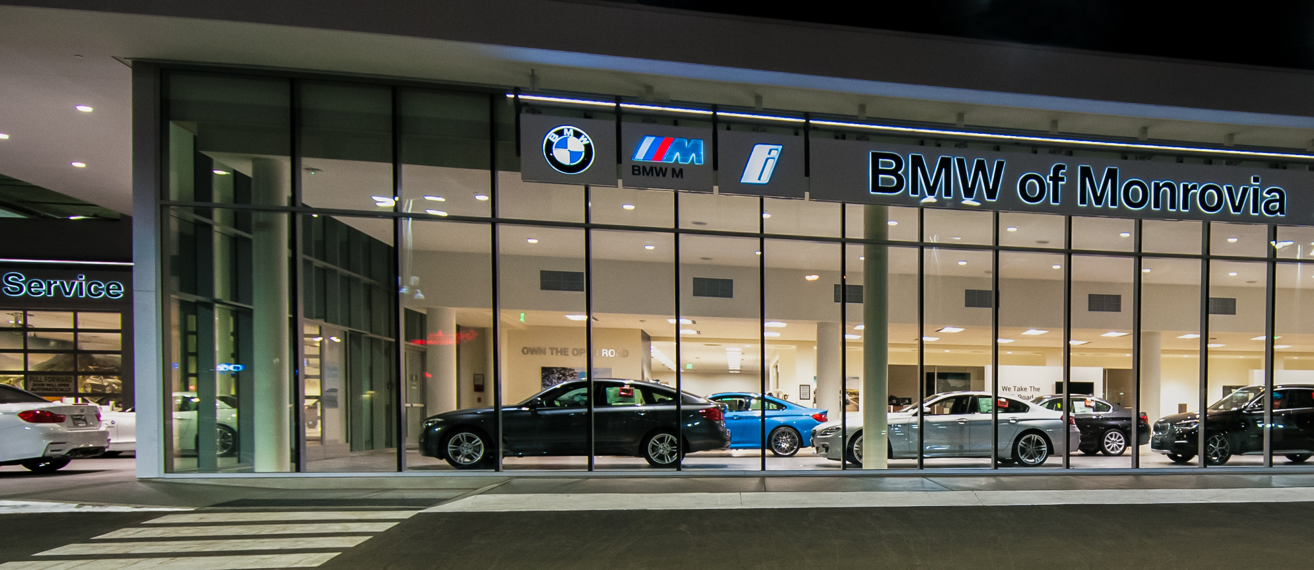 Monrovia bmw kunzik and sara construction inc for Mercedes benz of anaheim hills