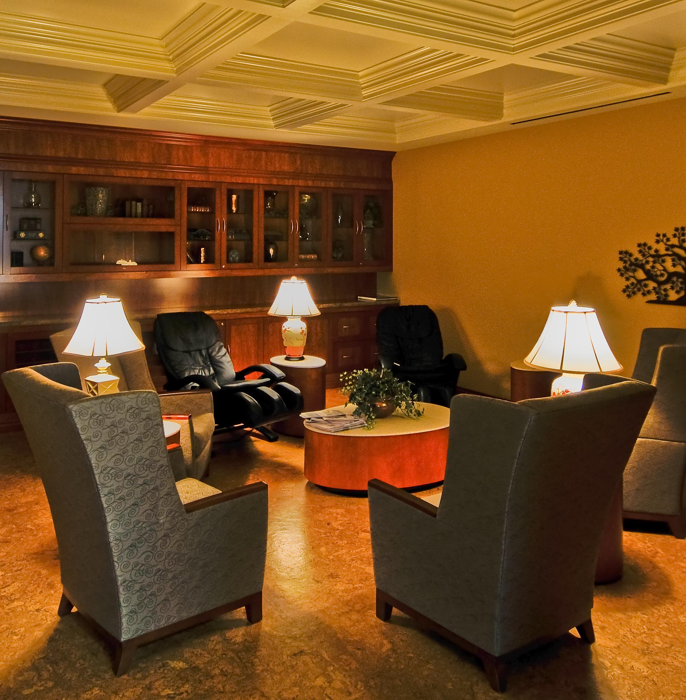 Lexus Escondido Customer Lounge And Bar