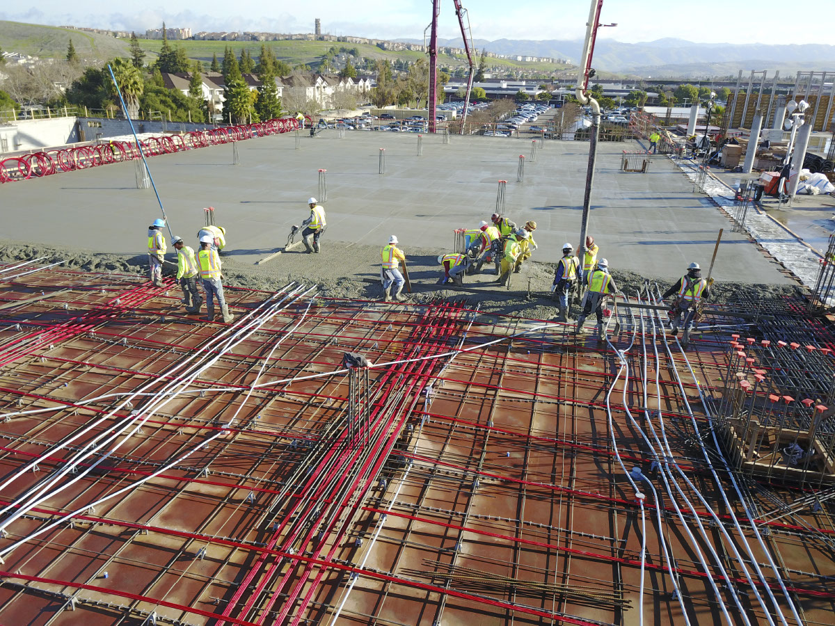 About This Project The Complete Rebuild Of Toyota Campus In San Jose